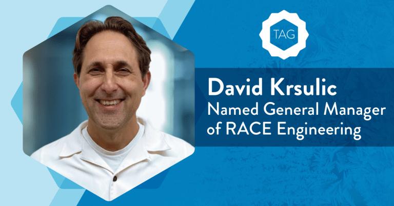 David Krsulic promotion announcement