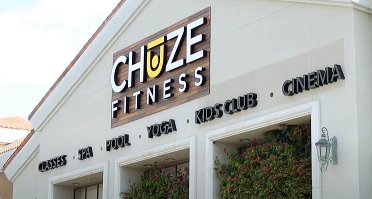 Chuze Fitness